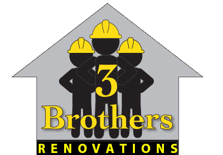 3 Brothers Renovations Logo