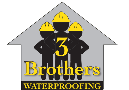 3 Brothers Waterproofing Solutions Logo