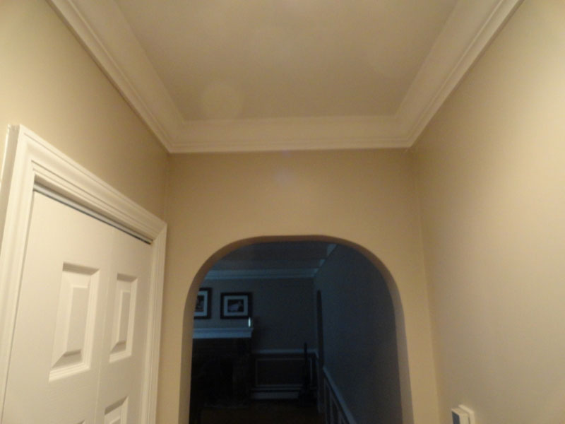 Crown moulding done right!